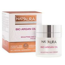 Nat'Aura NATURAL Scuipting Day Cream Diamond 45+ With Bio Argan Oil 50 ml