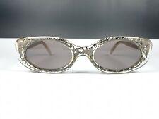 ROSSANA Sunglasses R1 4 Elegant Cat-Eye Design Transparent Patterned Frame Japan