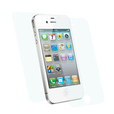 9x Super Clear Protective Foil IPHONE 4 4S Clear Screen Protector F+B