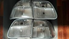 RARE HONDA CIVIC EK3 SO4 4 Door EJ 99-00 SEDAN ALL CLEAR TAILLIGHT LENSES JDM