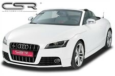 HEADLIGHT BROWS EYELIDS EYEBROWS FOR THE AUDI TT 8J COUPE & CONVERTIBLE 2006 ON