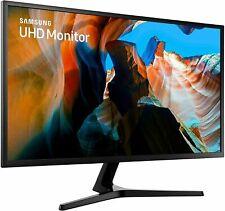 """NEW Samsung 32"""" Ultra HD (4K) Monitor (model: U32J590UQN) Brand New Sealed"""