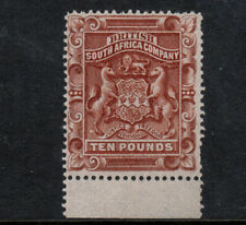 Rhodesia #19 (SG #13) Mint Fine - Very Fine Unused (No Gum)