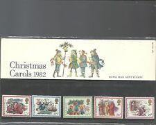 1982 CHRISTMAS PRESENTATION PACK No.140 U.K.
