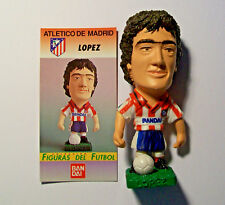 Bandai ATHLETICO MADRID (HOME) LOPEZ Loose With Card LWC