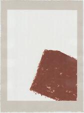 Joseph Beuys - Schwurhand: `Wandernde Kiste Nr. 3` - Nachlassgestempelt, Rives
