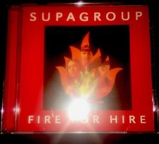 Supagroup Fire for Hire 2007 AUDIO CD