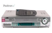 JVC HR-S7722 Svhs Videoregistratore Tbc Dnr / revisionato 1 Anno garanzia