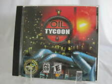 Oil Tycoon PC Game Global Star Software Rated E Canada