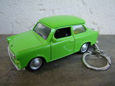 Porte clé Trabant , neuf, vert, cadeau vintage original !!