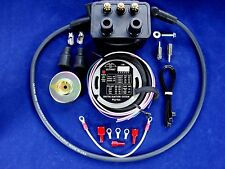 ULTIMA® Single Fire Programmable Ignition Kit  w/USA made Coil, Indian, Ultra
