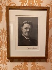 New ListingGordon Holmes, Founder Of Modern Neurology, Rare, Hand Signed Photograph