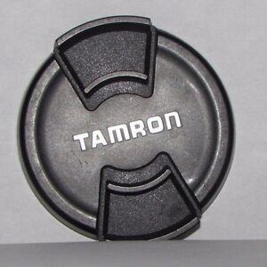 Used Tamron 58mm Lens Front Cap Genuine Original - worldwide