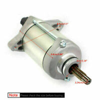 STARTER MOTOR Fits HONDA 420 TRX420 TM FOURTRAX RANCHER 31200-HP5-601 2007-2017