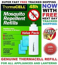 Genuine ThermaCELL R-4 Mosquito Repellent Refill Value Pack (R4) for 48 hours