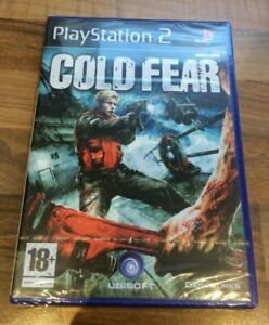 Cold Fear playstation 2 New & Sealed