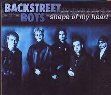 Backstreet Boys / Shape Of My Heart - MINT