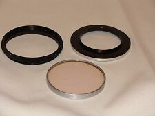 EDNALITE USA 805 FILTER HOLDER TO FIT 52mm WITH SV111 SKY FILTER