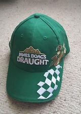 JAMES BOAG'S DRAUGHT F1 CAP / HAT , NEW