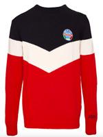 MC2 SAINT BARTH HERON maglione casual in MISTO CASHMERE da uomo , HERON