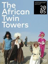 THE AFRICAN TWIN TOWERS - SCHLINGENSIEF,CHRISTOPH  2 DVD NEU
