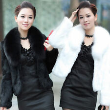 Fox Patternless Unbranded Coats & Jackets for Women