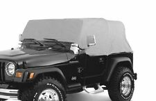 Jeep Wrangler YJ Water Resistant Cab Cover 1987-1991 Smittybilt 1160