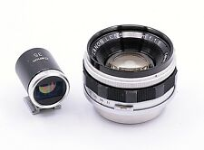 CANON 35mm F/1.5 WIDE ANGLE M39 LTM LENS FOR CANON LEICA RANGEFINDER CAMERAS