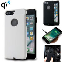 QI Wireless Charger Cases for iPhone 7 Plus 6S Charging Power Transmit Receiver
