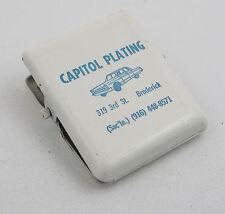 Capitol Plating Sacramento California Car Repair Shop Paper Clip (A5R)