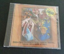 COCA COLA Celebrates Black History Month CD Various Artists 2008 New