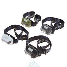 3000LM CREE Q5 LED Rojo 2 Cabeza Linterna Frontal Headlight Batería Recargable