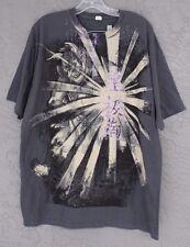 Alstyle Apparel ANIME Minotaur Devil Japanese RARE Graphic Mens T Shirt Size XL