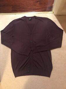 Hugo Boss Cardigan Size Medium