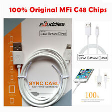 Lightning Data Sync Cord USB Cable Charger For iPhone  7 8 8+ plus X  iPad MFI