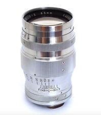 Canon 85mm Lens f2 Serenar M39 53292
