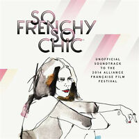 Various ‎– So Frenchy So Chic Vinyl 2LP Cartell Music 2014 NEW/SEALED