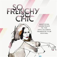 Various – So Frenchy So Chic 2014 Vinyl 2LP NEW