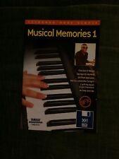 Musical Memories 1 partition et disquette XG general midi clavier sfx Yamaha