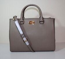 NWT MICHAEL Michael Kors Kellen Saffiano Leather Medium Satchel Handbag