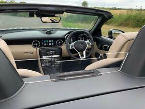 Air Blade Mini Wind Deflector for Mercedes R172 SLK & SLC
