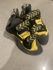 La Sportiva Miura Vs rock shoe size 44