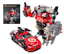 THF-02 Transformers Dark of The Moon Deluxe Leadfoot 13cm Action Figure New