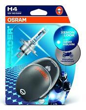 OSRAM H4 NIGHT X-RACER® Motorroller-Scheinwerferlampen 64193XR-02B neu+OVP