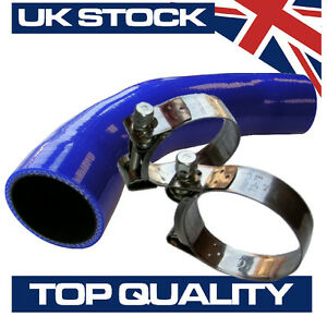 SAAB 9-3 2.2 TiD TURBO INTERCOOLER SILICONE HOSE with clamps 12785083 12786818 B