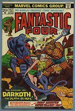 Fantastic Four #142 1974 Marvel Comics B