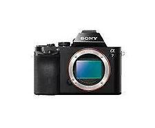 Sony Body Only Digital Cameras