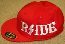 Hells/Hell's Angels R'Side Hats: Support  R'side  - Red