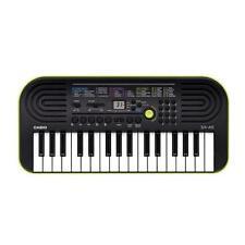 Tastiera Elettronica Piano Digitale CASIO SA46 32 Tasti (fondo verde)