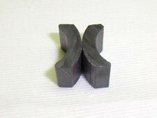 Koford Matched .450 long x .150 thick C-Can Ceramic Magnets for 1/24 Scale Car